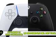 Dualsense vs Xbox controller le differenze
