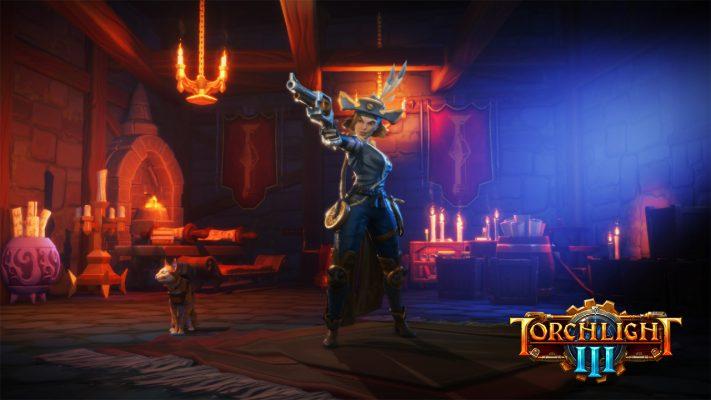 Torchlight 3 Frontiera