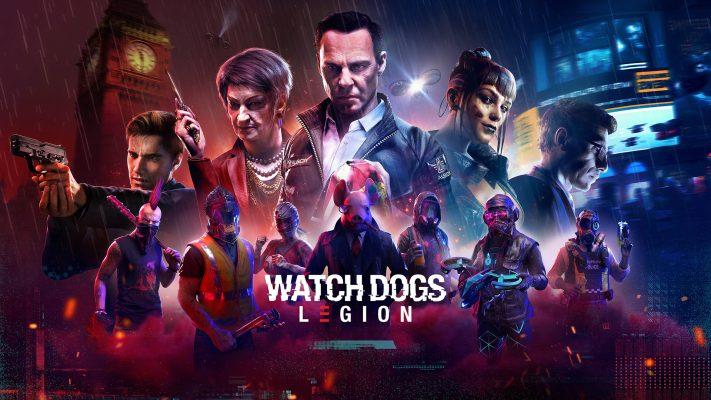 Watch Dogs Legion, in arrivo l'update per i 60FPS su PS5 e Xbox Series X