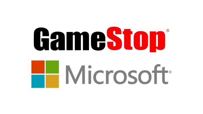 Gamestop Microsoft