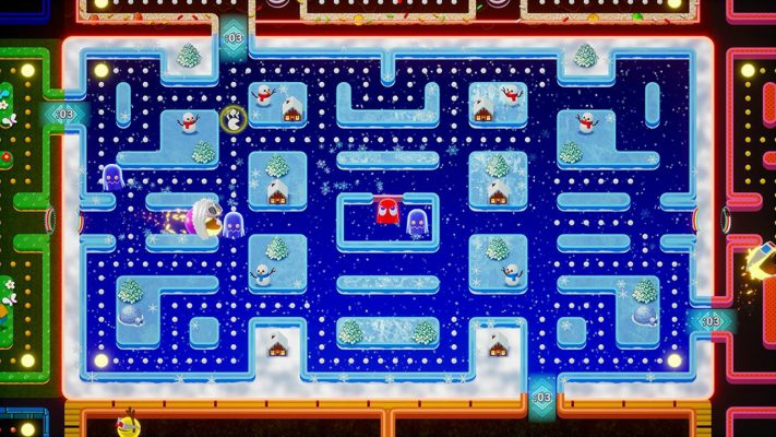 Pac-Man Mega Tunnel Battle Royale