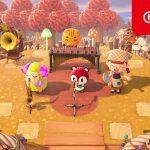 Animal Crossing: New Horizons autunno