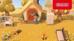 Animal Crossing: New Horizons novembre