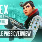 Apex Legends Stagione 7 pass battaglia