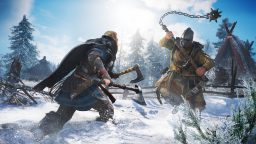 Assassin's Creed Valhalla trailer lancio