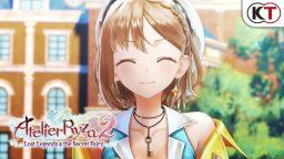 Atelier Ryza 2 video di apertura
