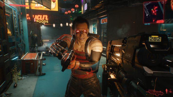 Cyberpunk 2077 Night City Wire 5