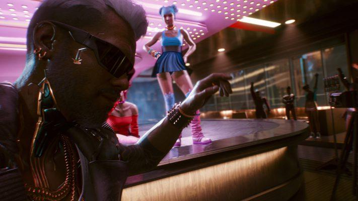 Cyberpunk 2077, un'opzione consentirà di non riprodurre musiche protette da copyright