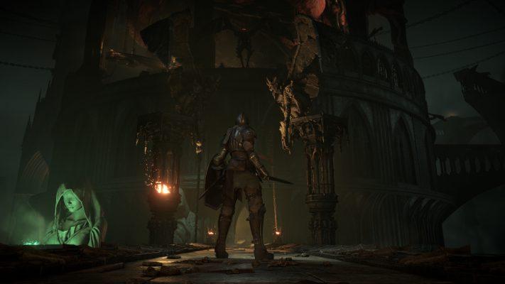Demon's Souls trailer lancio