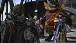 Final Fantasy XIV Futures Rewritten