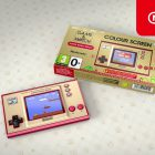 Game & Watch: Super Mario Bros. disponibile
