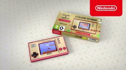 Game & Watch: Super Mario Bros. disponibile