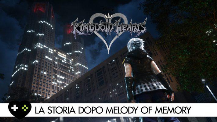 Kingdom Hearts MOM Storia