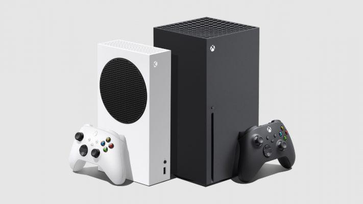 Xbox Series X e S trasferimento dati
