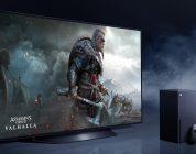 LG OLED TV Xbox Series X