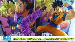 Manganalisi di Gohan SS2 e Ultimate Chosenshiretsuden Vol. 6 – Banpresto
