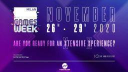 MGW-X Milan Games Week