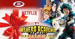 My Hero Academia Netflix