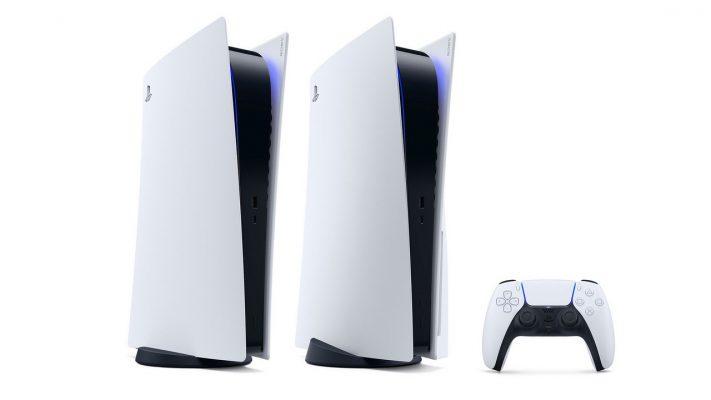 PS5 lancio