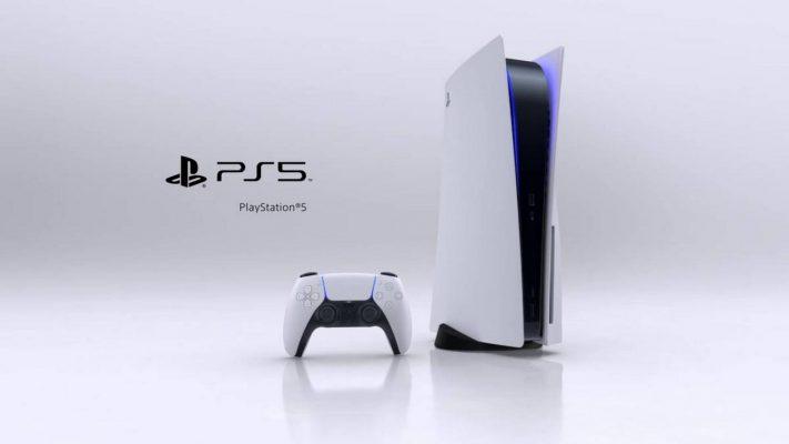 PS5 Modalità Riposo