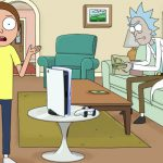Rick morty ps5