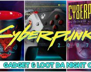 Cyberpunk 2077, gadget, loot e accessori da Night City