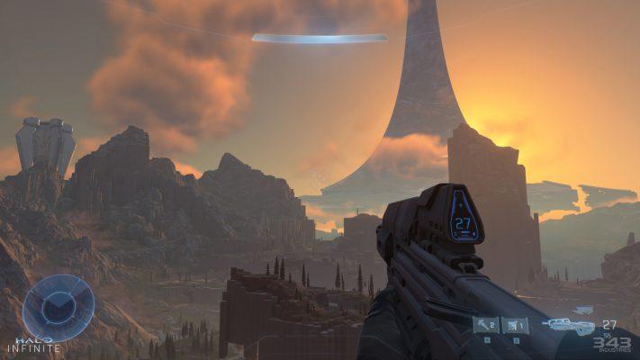 Halo Infinite aggiornamento entro 2020