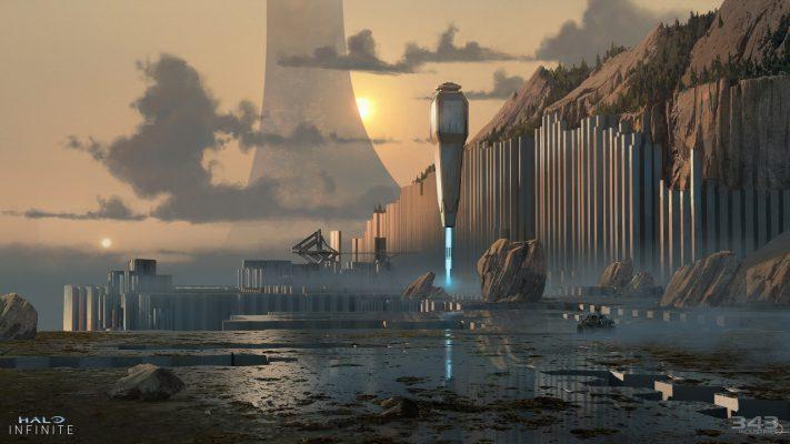 Halo Infinite fine 2021