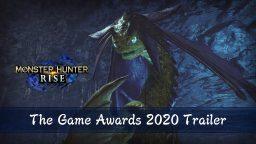 Monster Hunter Rise The Game Awards 2020