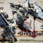 Monster Hunter Rise spadone ascia cangiante