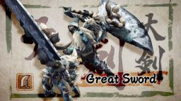 Monster Hunter Rise spadone ascia cangiante