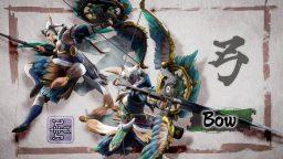Monster Hunter Rise trailer arco doppie lame