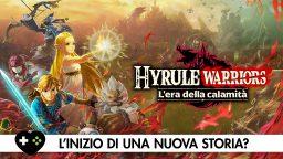 Hyrule Warriors L'era della Calamità speciale