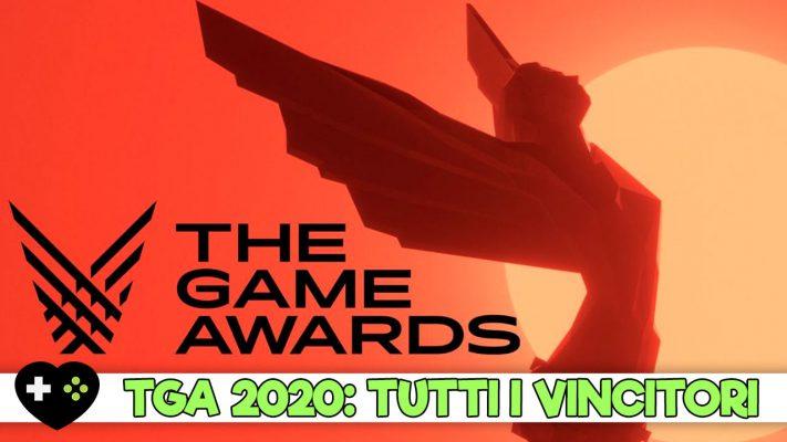 The Game Awards 2020 – Tutti i Vincitori