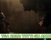 The Game Awards 2020 – Tutti gli Annunci e i Trailer