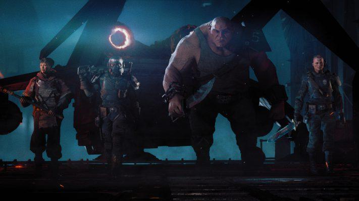 Warhammer 40,000 Darktide The Game Awards 2020