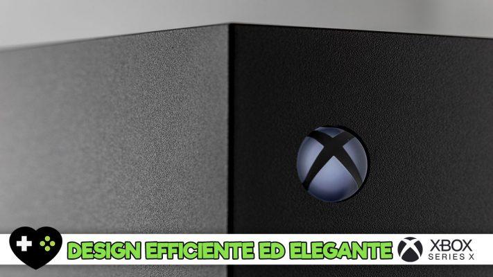 Xbox Series X, un design votato all'efficienza e all'eleganza