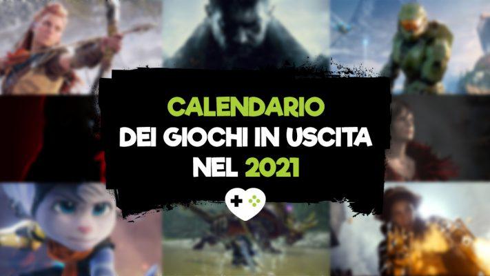 Giochi Uscita 2021