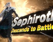 Super Smash Bros Sephiroth