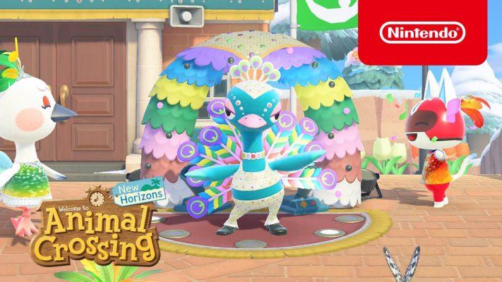 Animal Crossing: New Horizons Carnevale