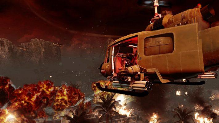 Call of Duty: Black Ops Cold War Firebase Z