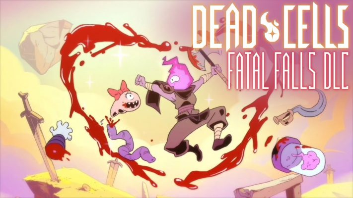 Dead Cells Fatal Falls trailer lancio