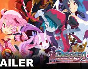 Disgaea 6: Defiance of Destiny trailer personaggi