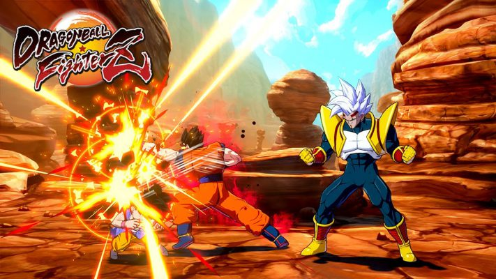 Dragon Ball FighterZ Super Baby 2 gameplay