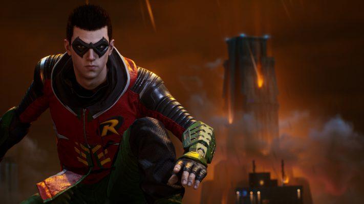 Gotham Knights sistema di combattimento