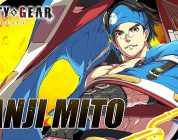 Guilty Gear -Strive- Anji Mito trailer