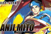 Guilty Gear -Strive- Anji Mito trailer