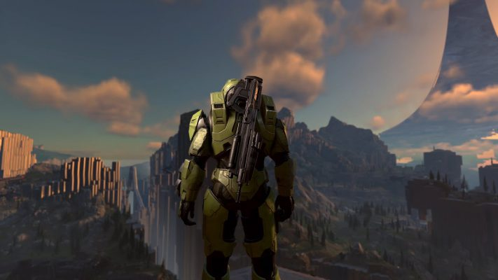 Halo Infinite battle royale