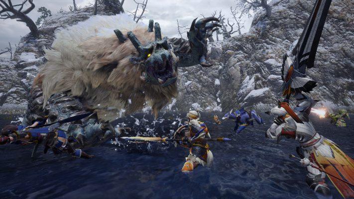 Monster Hunter Rise artwork clip