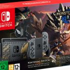 Nintendo Switch Monster Hunter Rise Edition preordini